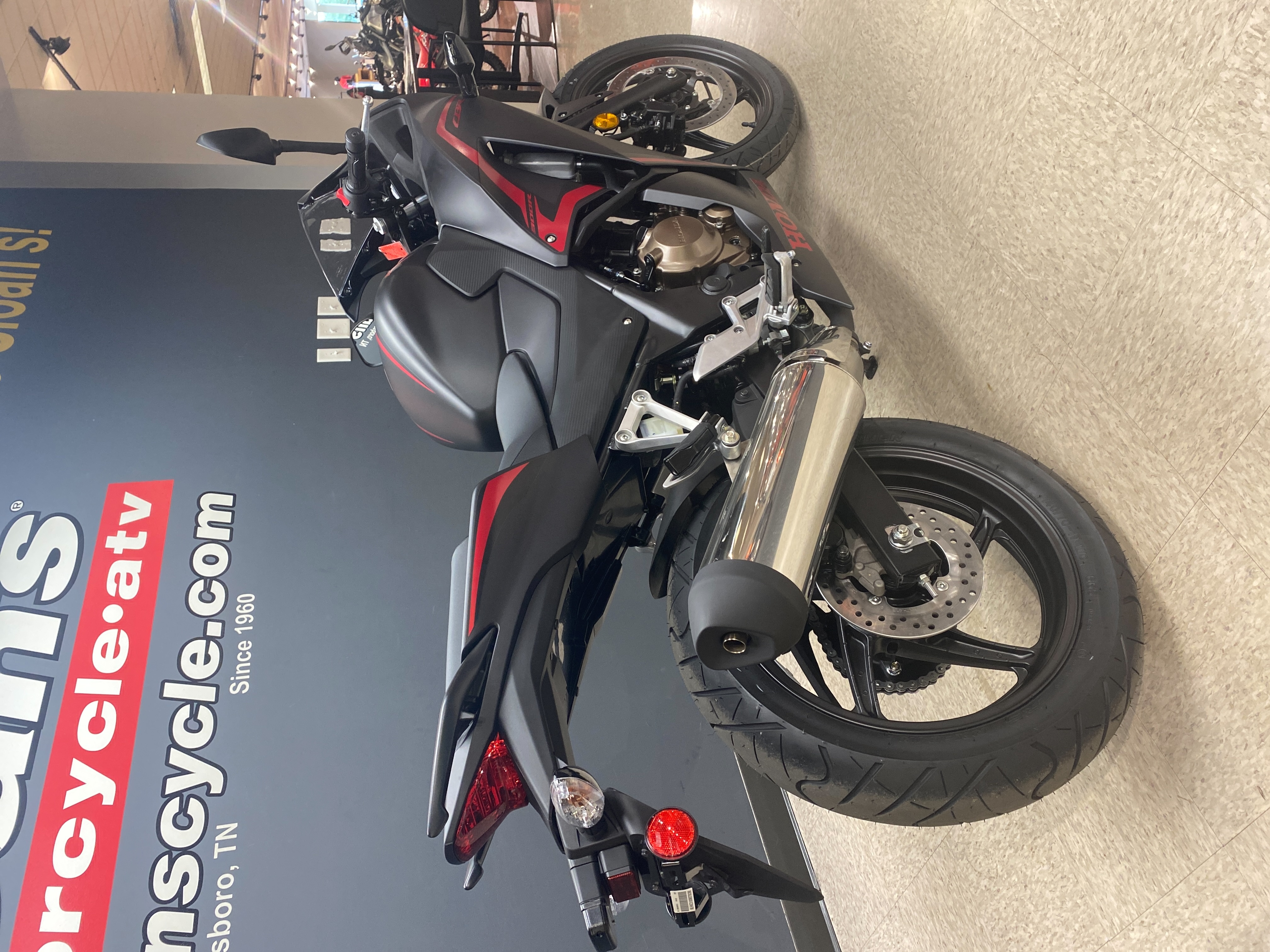 2021 Honda CBR300R Base at Sloans Motorcycle ATV, Murfreesboro, TN, 37129