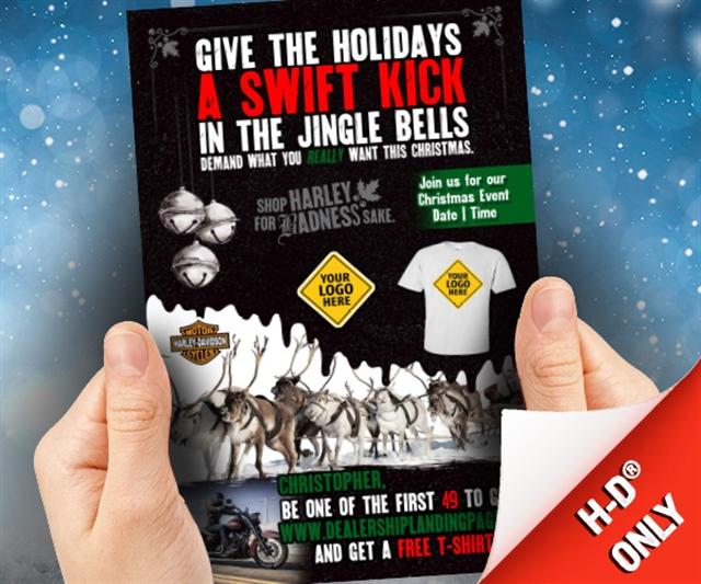 Give the Holidays a Swift Kick  at PSM Marketing - Peachtree City, GA 30269