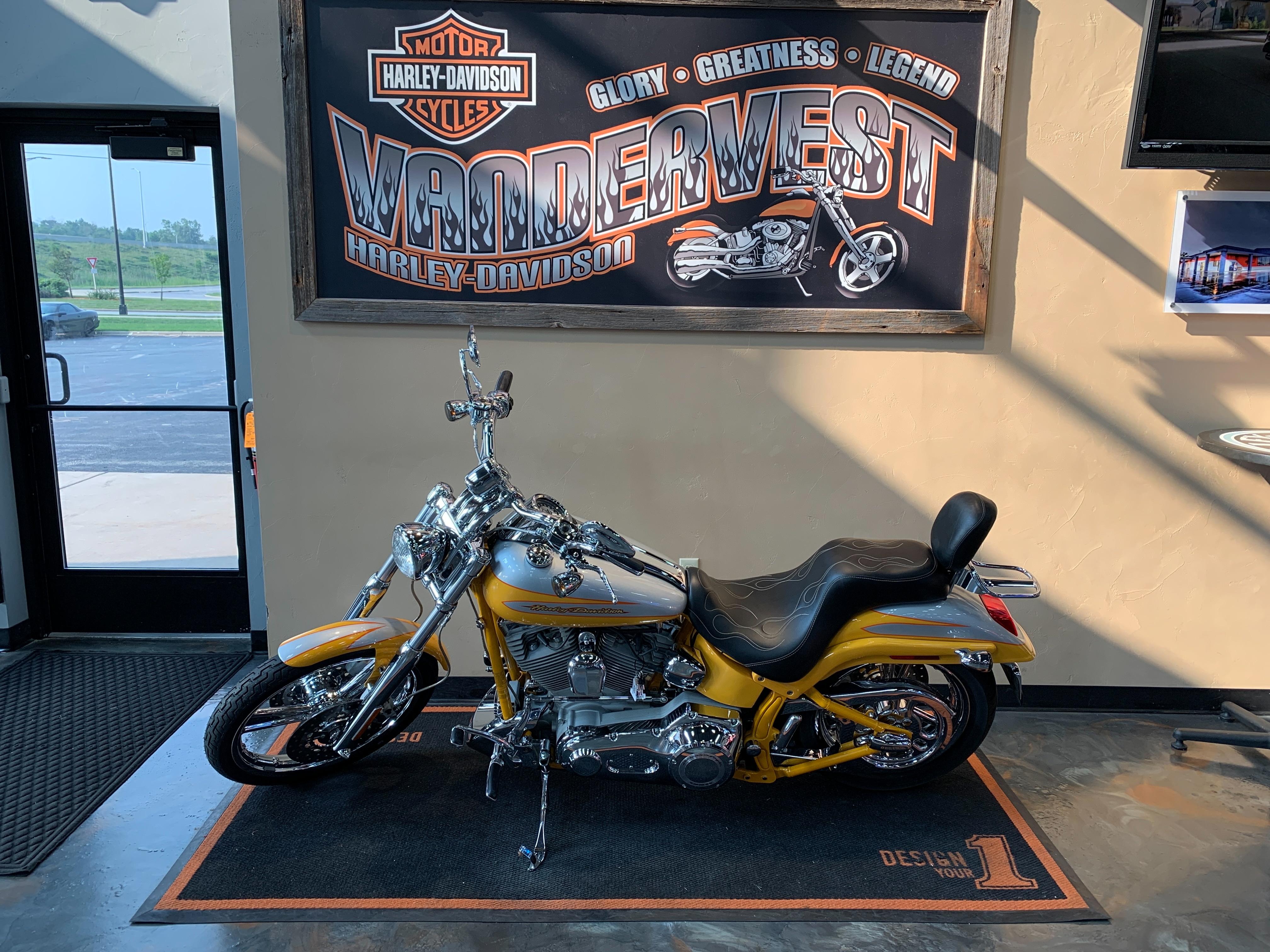 2004 Harley-Davidson Softail Deuce at Vandervest Harley-Davidson, Green Bay, WI 54303
