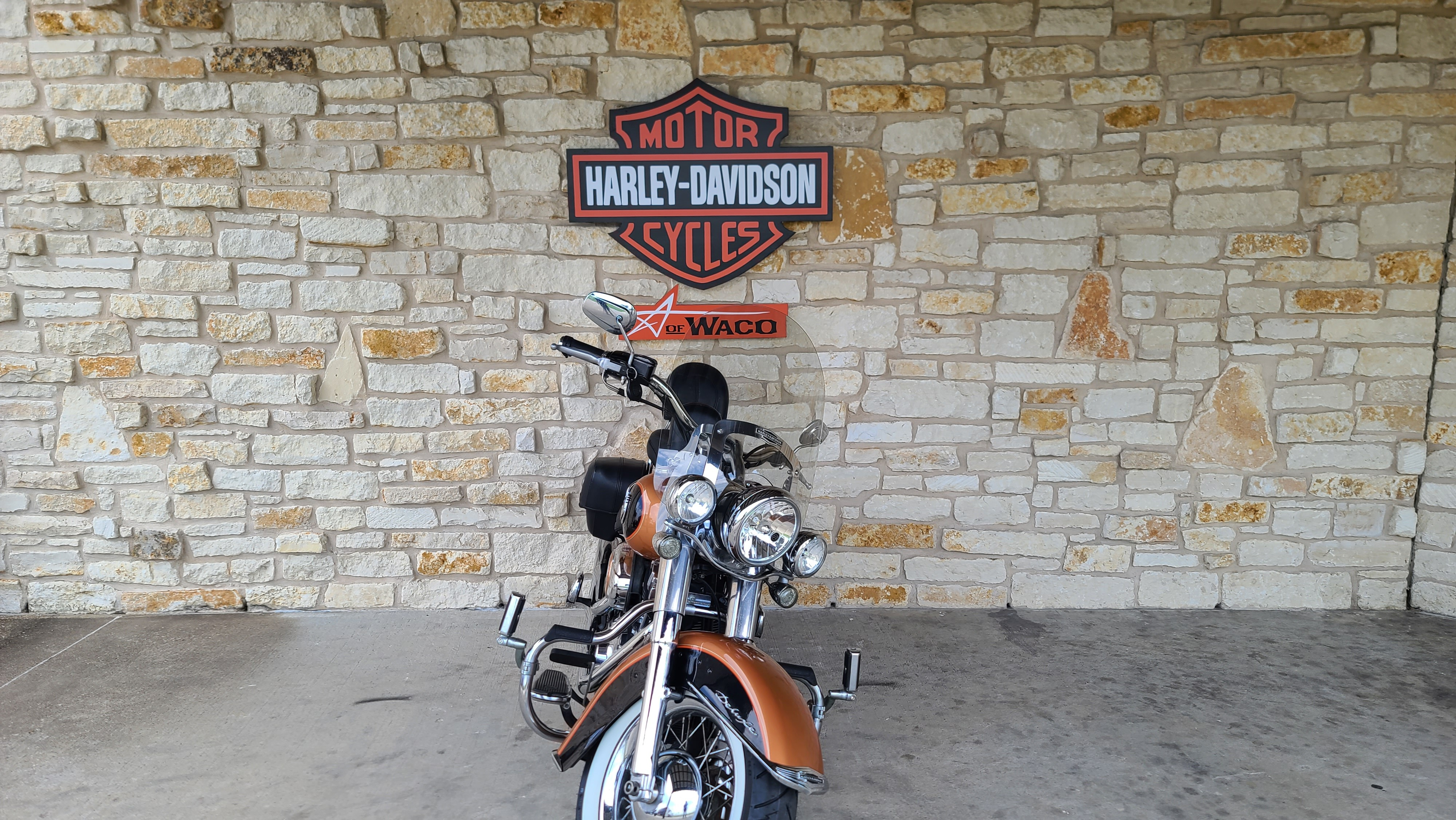 2008 Harley-Davidson Softail Deluxe at Harley-Davidson of Waco
