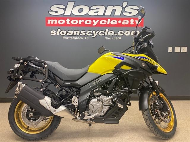 2021 Suzuki V-Strom 650XT Adventure at Sloans Motorcycle ATV, Murfreesboro, TN, 37129