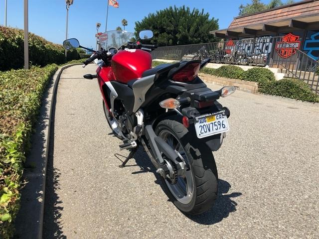 2011 HONDA CBR 250 at Ventura Harley-Davidson