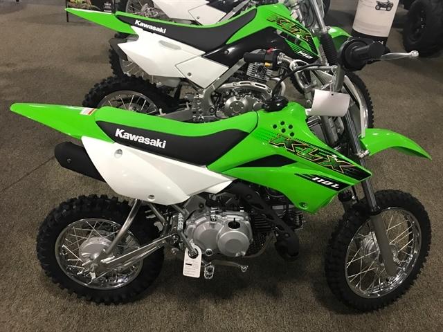 2020 Kawasaki KLX® 110L at Dale's Fun Center, Victoria, TX 77904