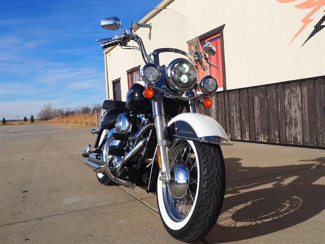 2005 Harley-Davidson Softail Deluxe at Loess Hills Harley-Davidson