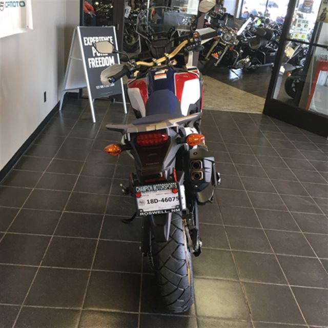 2017 Honda Africa Twin DCT ABS at Champion Motorsports, Roswell, NM 88201