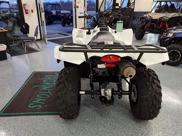2020 Suzuki KingQuad 400 FSi at Thornton's Motorcycle - Versailles, IN