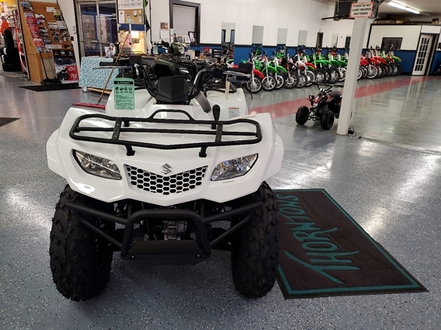 2020 Suzuki KingQuad 400 FSi at Thornton's Motorcycle - Versailles, IN