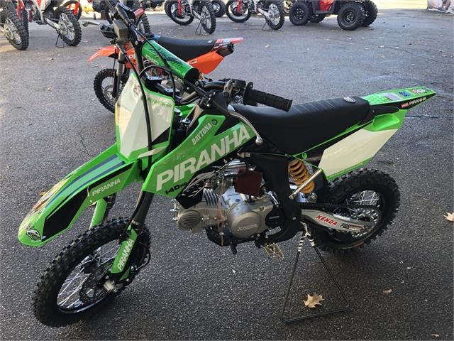 2021 PIRANHA P140 at Bettencourt's Honda Suzuki