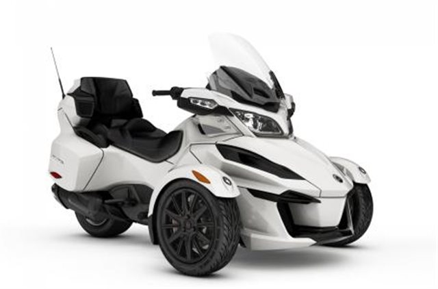 2018 Can-Am Spyder RT Base at Pete's Cycle Co., Severna Park, MD 21146