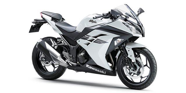 2017 Kawasaki Ninja 300 Base at Star City Motor Sports