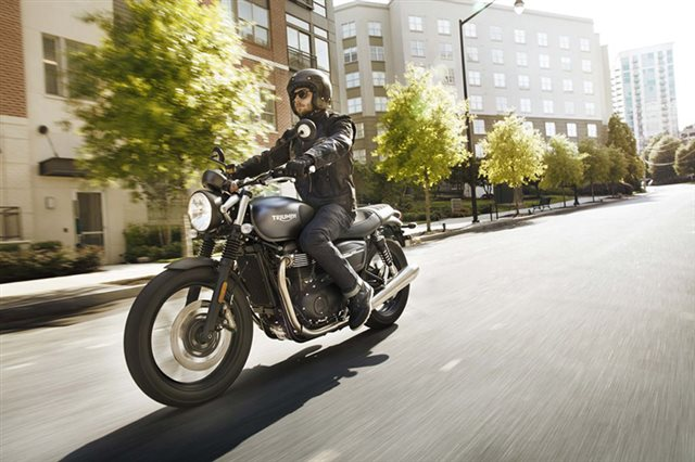 2019 Triumph Street Twin Base at Frontline Eurosports