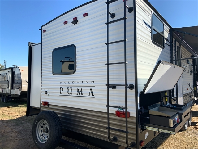 2020 Palomino Puma 32BHQS at Campers RV Center, Shreveport, LA 71129