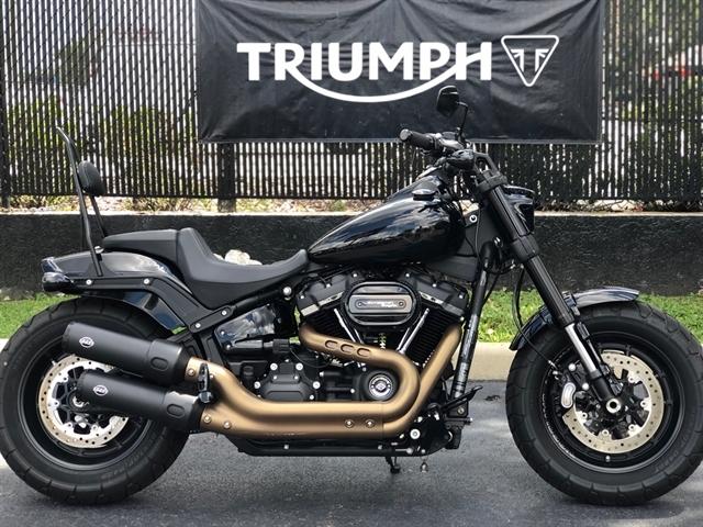 2018 Harley-Davidson Softail Fat Bob at Tampa Triumph, Tampa, FL 33614