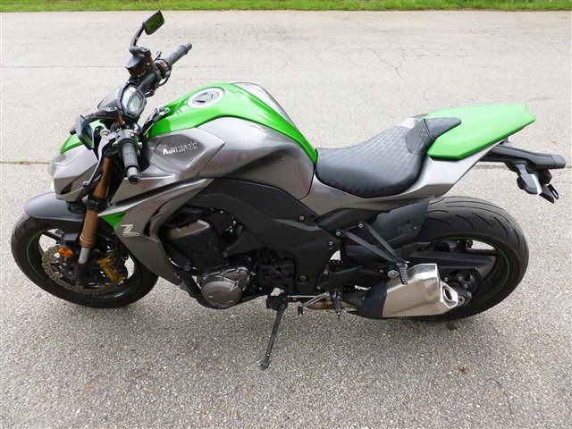 2014 Kawasaki Z 1000 at Thornton's Motorcycle - Versailles, IN