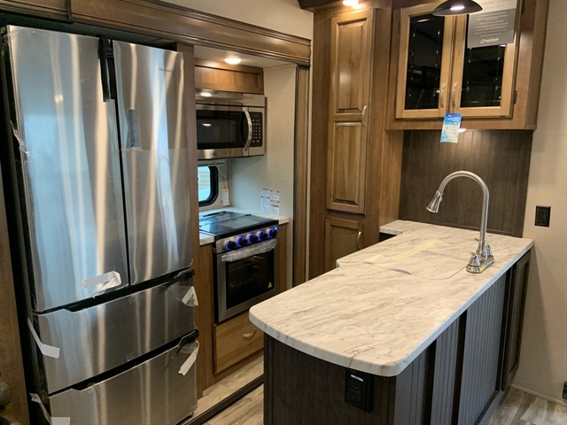 2020 Coachmen Chaparral 373MBRB 373MBRB at Campers RV Center, Shreveport, LA 71129