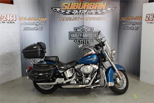 2005 Harley-Davidson Softail Heritage Softail Classic at Suburban Motors Harley-Davidson