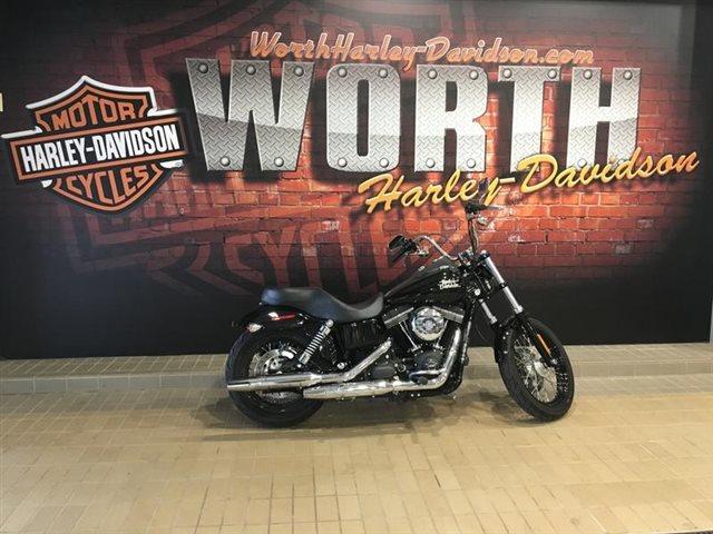 2017 Harley-Davidson FXDB - Street Bob Street Bob at Worth Harley-Davidson