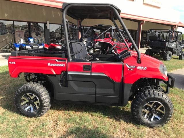 2019 Kawasaki Mule™ PRO-MX™ EPS LE at Dale's Fun Center, Victoria, TX 77904