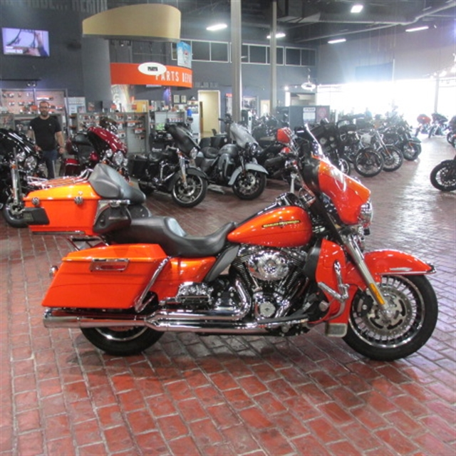 2012 Harley-Davidson Electra Glide Ultra Limited at Bumpus H-D of Memphis