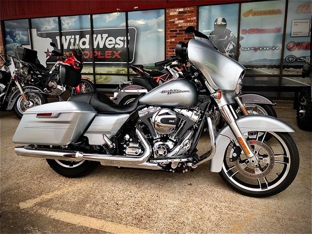 2015 Harley-Davidson Street Glide Special at Wild West Motoplex
