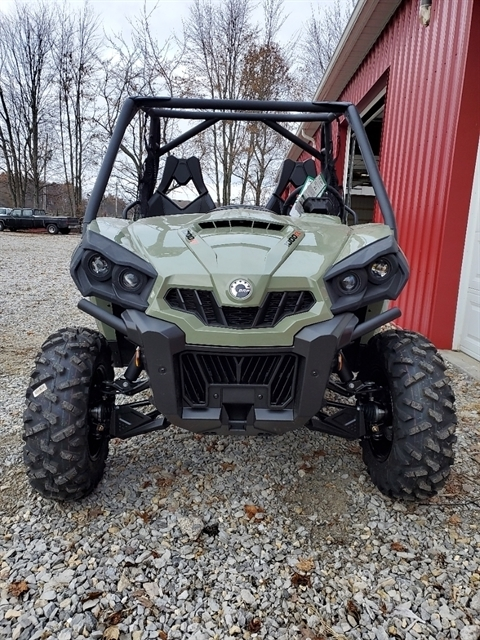 2020 CAN-AM SSV COMMANDER DPS 1000R SG 20 at Thornton's Motorcycle - Versailles, IN