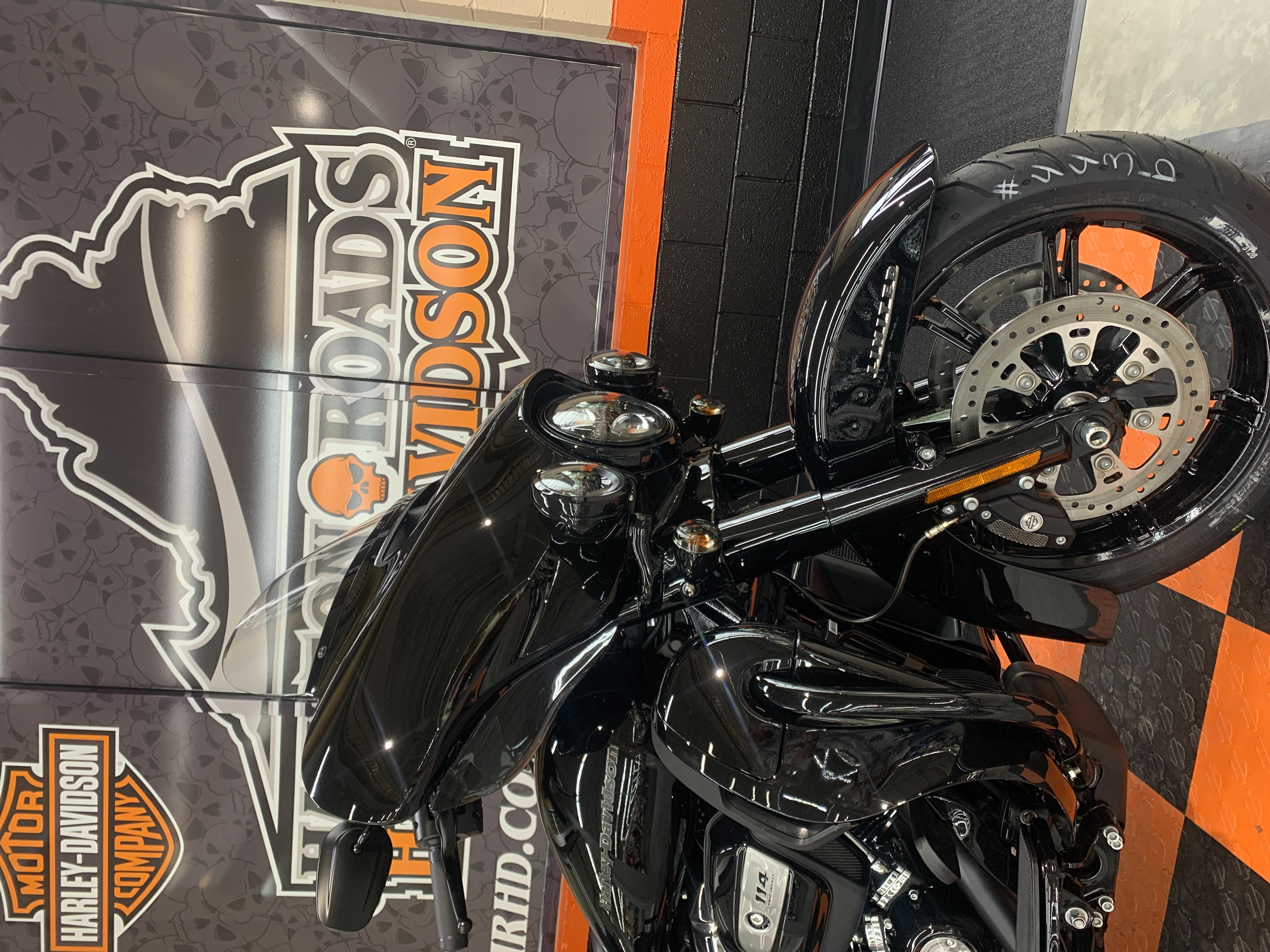 2021 Harley-Davidson Grand American Touring Ultra Limited at Hampton Roads Harley-Davidson