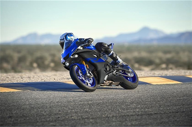 2019 Yamaha YZF R6 at Seminole PowerSports North, Eustis, FL 32726