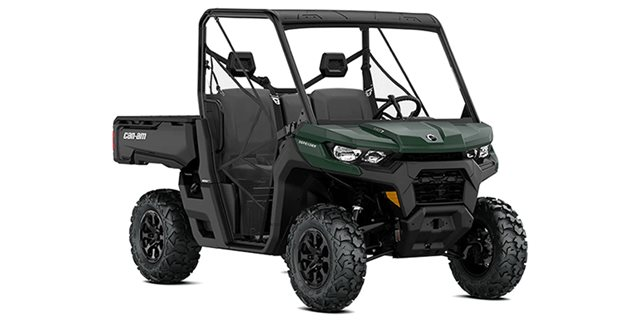 2022 Can-Am Defender DPS HD10 at Extreme Powersports Inc