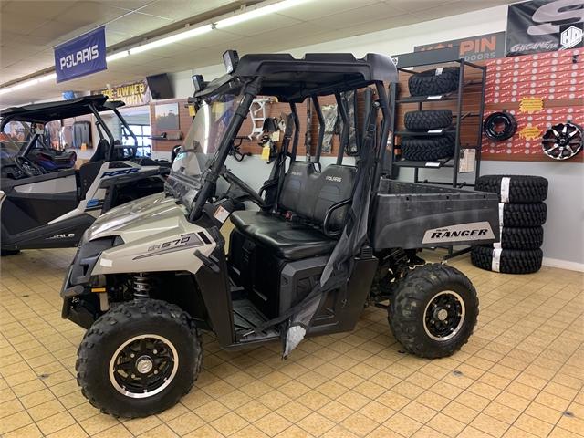 2014 Polaris Ranger 570 EPS Gold Mist LE at Southern Illinois Motorsports