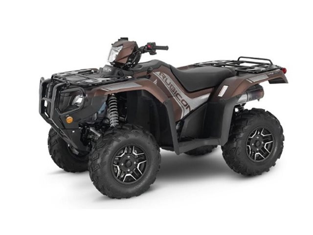 2021 Honda FourTrax Foreman Rubicon 4x4 Automatic DCT EPS Deluxe at Friendly Powersports Slidell