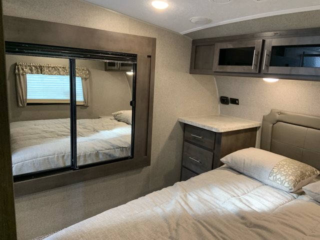 2019 Forest River Rockwood Ultra Lite FW 2888WSC Rear Living at Campers RV Center, Shreveport, LA 71129