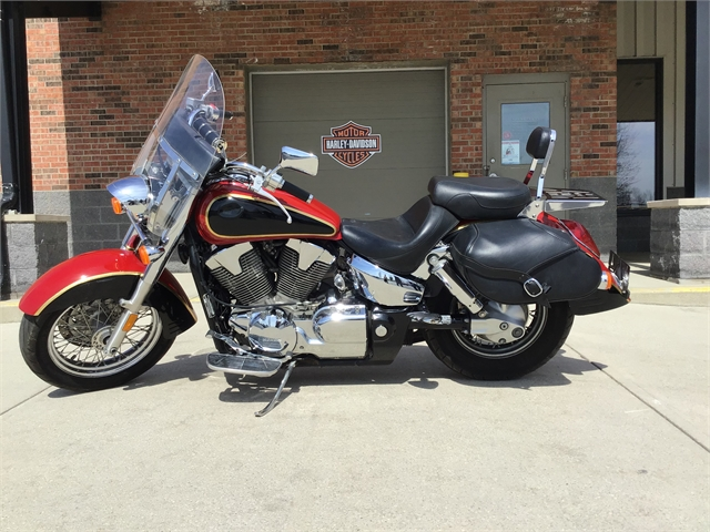 2007 Honda VTX 1300 S at Lima Harley-Davidson