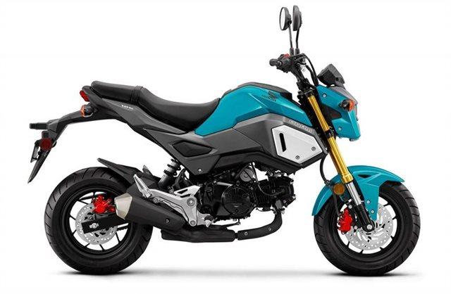2020 Honda Grom Base at Shawnee Honda Polaris Kawasaki