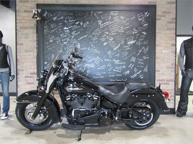 2019 Harley-Davidson Softail Heritage Classic at Cox's Double Eagle Harley-Davidson