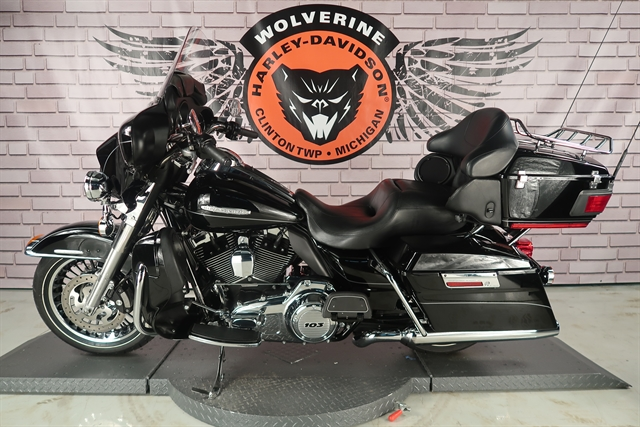 2012 Harley-Davidson Electra Glide Ultra Limited at Wolverine Harley-Davidson