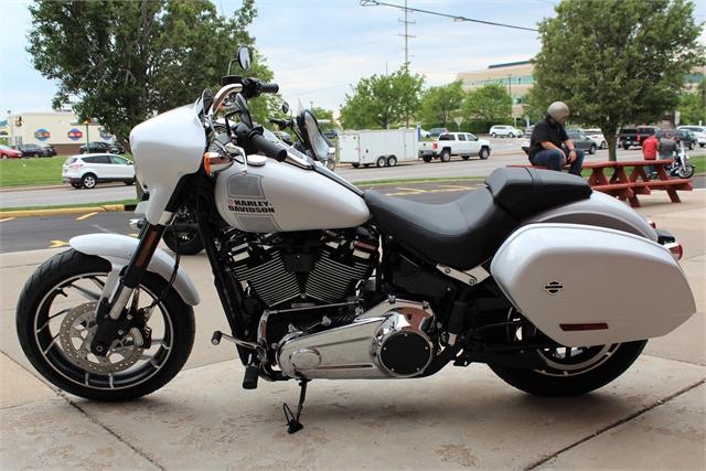 2021 Harley-Davidson Cruiser Sport Glide at Doc's Harley-Davidson