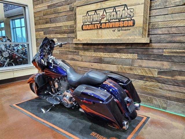 2015 Harley-Davidson Street Glide CVO Street Glide at Bull Falls Harley-Davidson