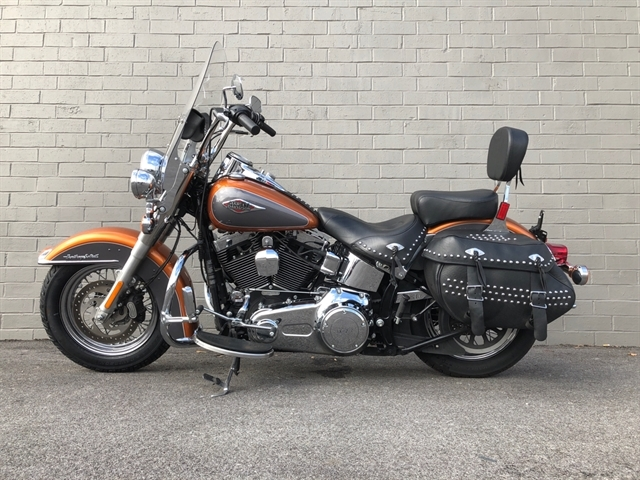 2015 Harley-Davidson Softail Heritage Softail Classic at Cannonball Harley-Davidson®