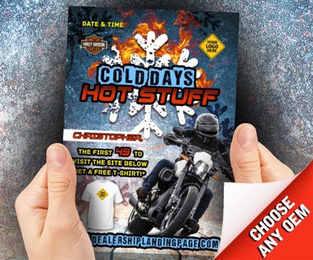 Cold Days Hot Stuff Powersports at PSM Marketing - Peachtree City, GA 30269