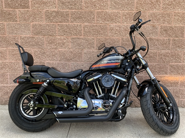 2018 Harley-Davidson Sportster Forty-Eight Special at Great River Harley-Davidson