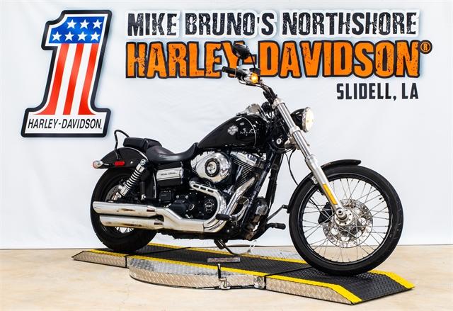 2014 Harley-Davidson Dyna Wide Glide at Mike Bruno's Northshore Harley-Davidson