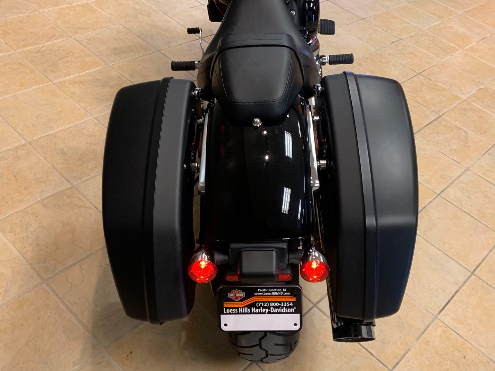 2018 Harley-Davidson Softail Sport Glide at Loess Hills Harley-Davidson