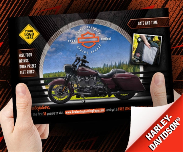 2019 Spring Harley-Davidson Live FREE[ER] Spring Opener Powersports at PSM Marketing - Peachtree City, GA 30269