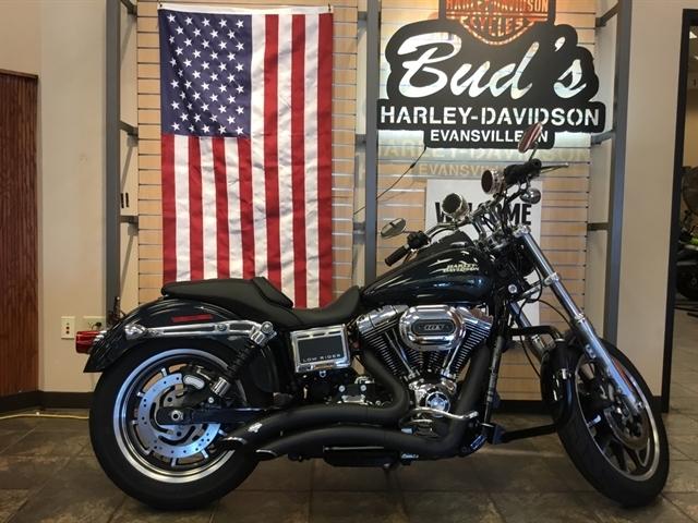 2016 Harley-Davidson Dyna Low Rider at Bud's Harley-Davidson