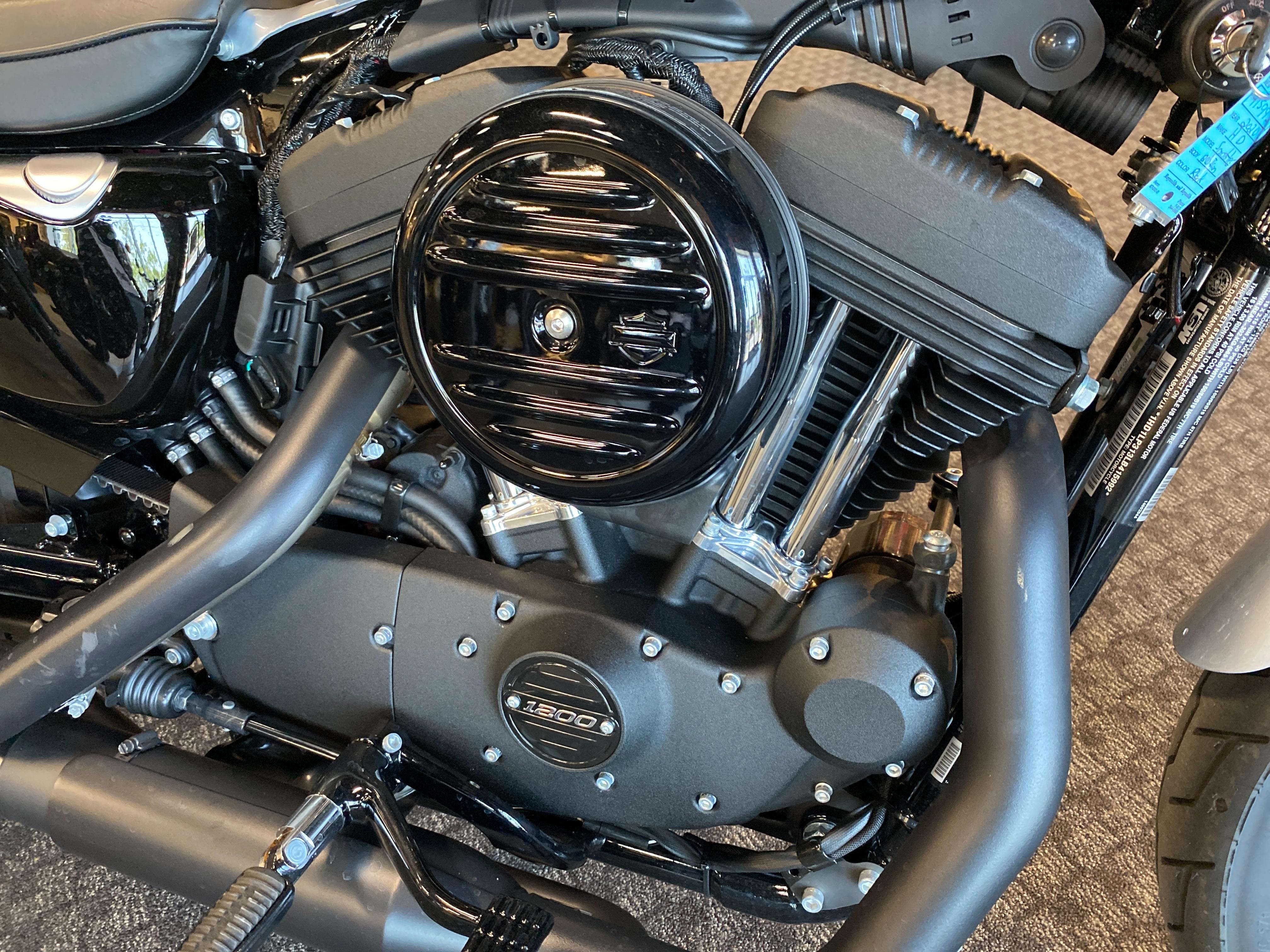 2020 Harley-Davidson Sportster Iron 1200 at Frontline Eurosports