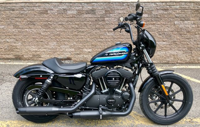 2019 Harley-Davidson Sportster Iron 1200 at RG's Almost Heaven Harley-Davidson, Nutter Fort, WV 26301