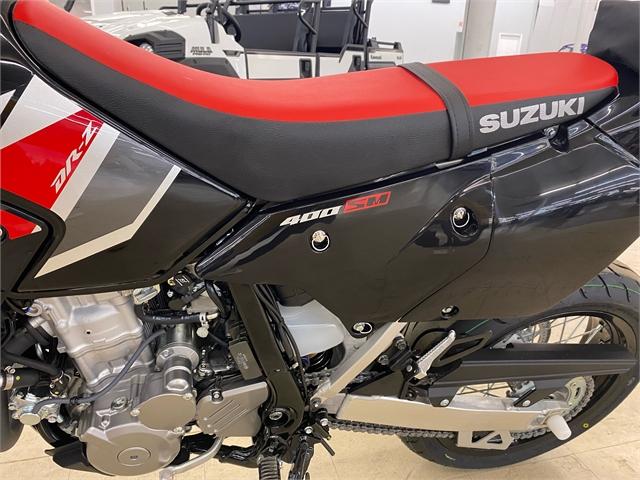 2021 Suzuki DR-Z 400SM Base at Columbia Powersports Supercenter