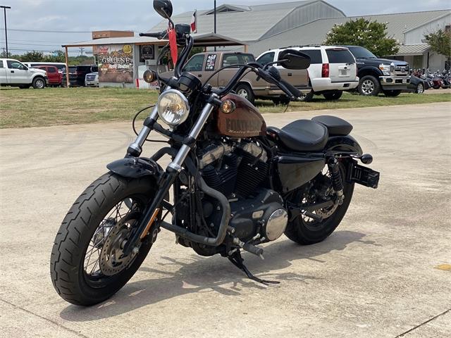 2014 Harley-Davidson Sportster Forty-Eight at Gruene Harley-Davidson