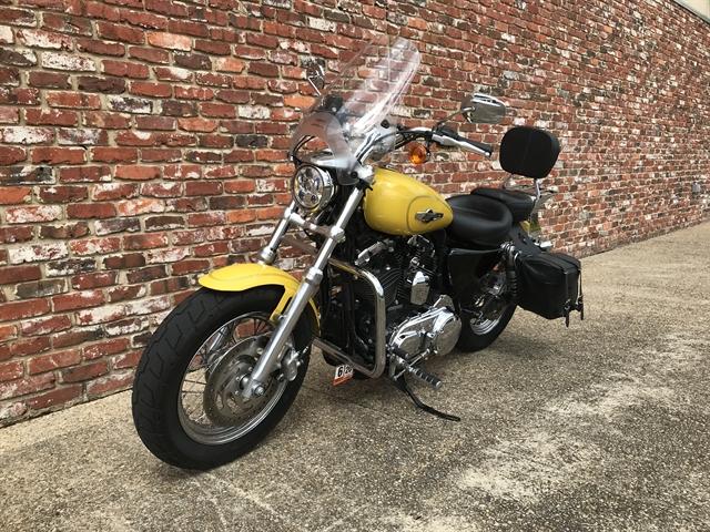 2017 Harley-Davidson XL1200C - 1200 Custom at Shenandoah Harley-Davidson®