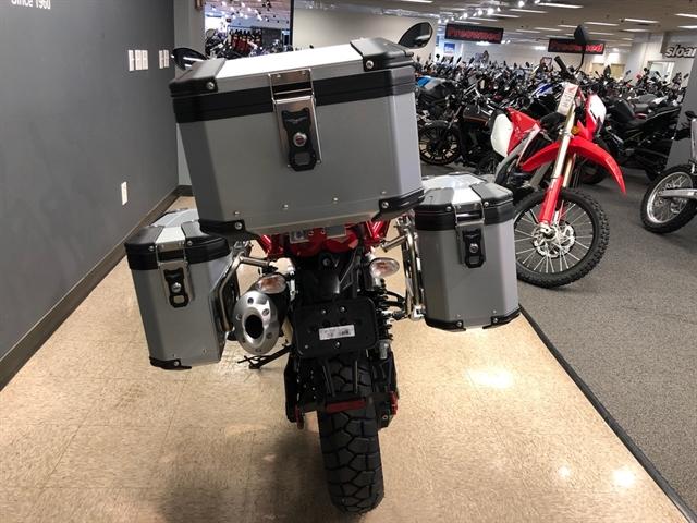 2020 Moto Guzzi V85 TT Adventure at Sloans Motorcycle ATV, Murfreesboro, TN, 37129